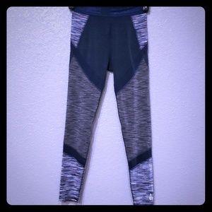 Abercrombie womens athletic leggings tights sz S